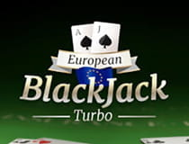 European Blackjack Turbo von NetEnt.