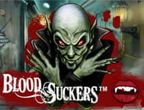 Der Blood Suckers Slot.