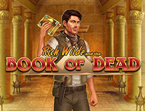 Der Slot Book of Dead von Play'n GO.