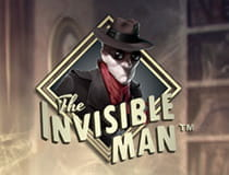 Das Bild zeigt den Slot The Invisible Man.