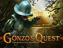 Der Slot Gonzo 's Quest.