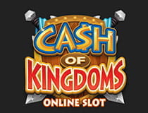 Der Spieleautomat Cash of Kingdoms.