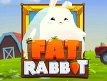 Der Slot Fat Rabbit von Push Gaming.