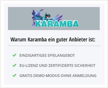 karamba online casino 1000 kostenlos spiele