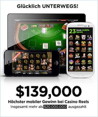 online casino jackpot gewonnen