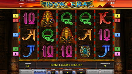 grosvenor casinos book of ra
