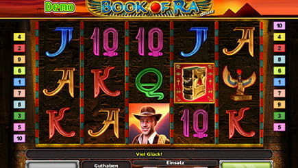 online internet casino buch of ra