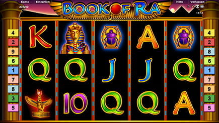 welches online casino book of ra gewinnchancen
