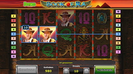 book of ra online casino krimiserien 90er
