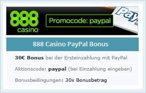 casino mit paypal einzahlung aus deutschland
