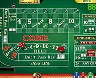 Casino Spiele craps Vorteil