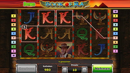 casino online book of ra bock of rar