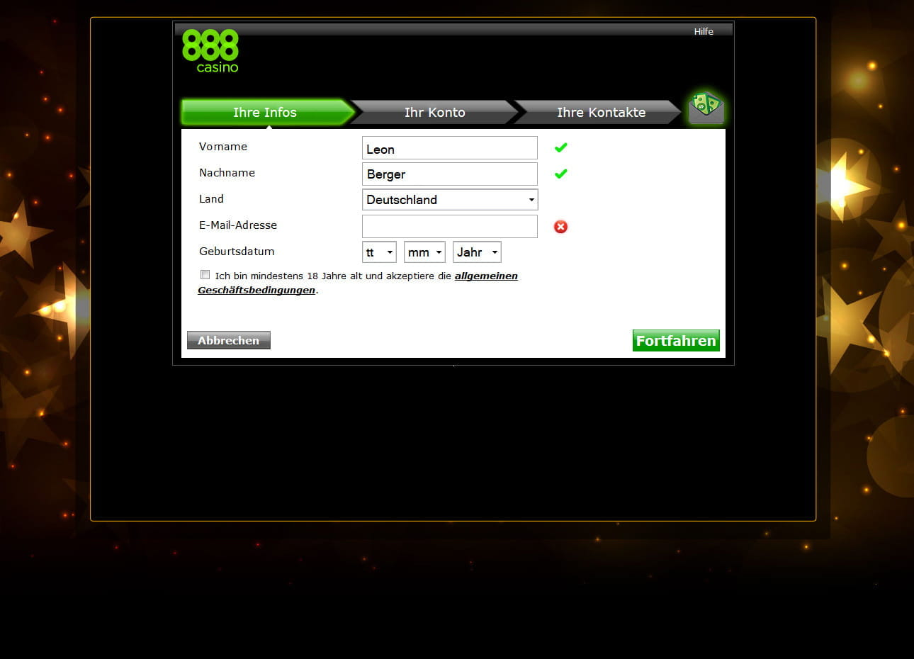 My game partypoker