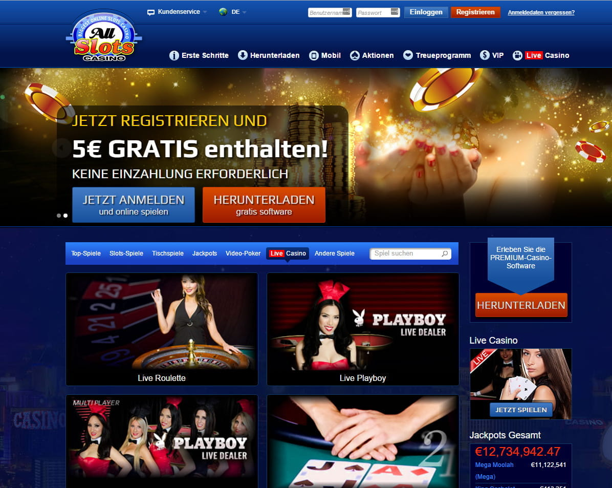 test online casino sizlling hot