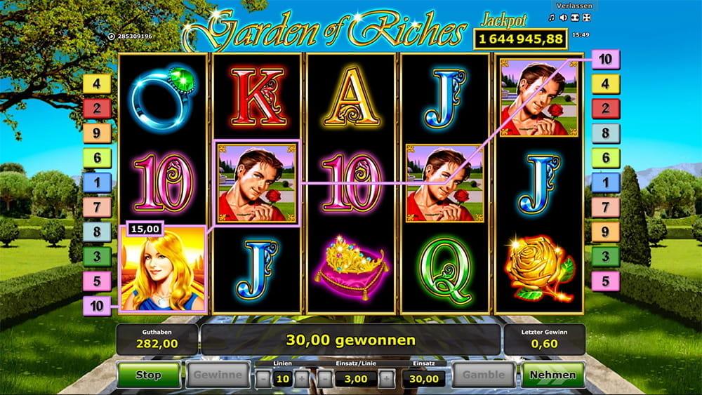 Online Spielautomaten Novoline