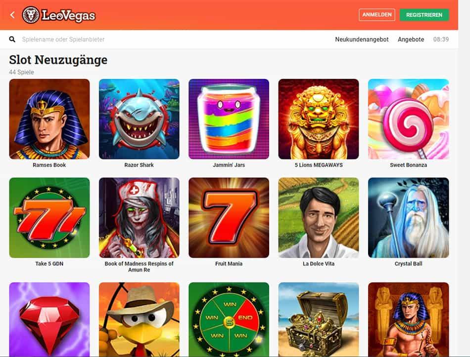 New online slot sites