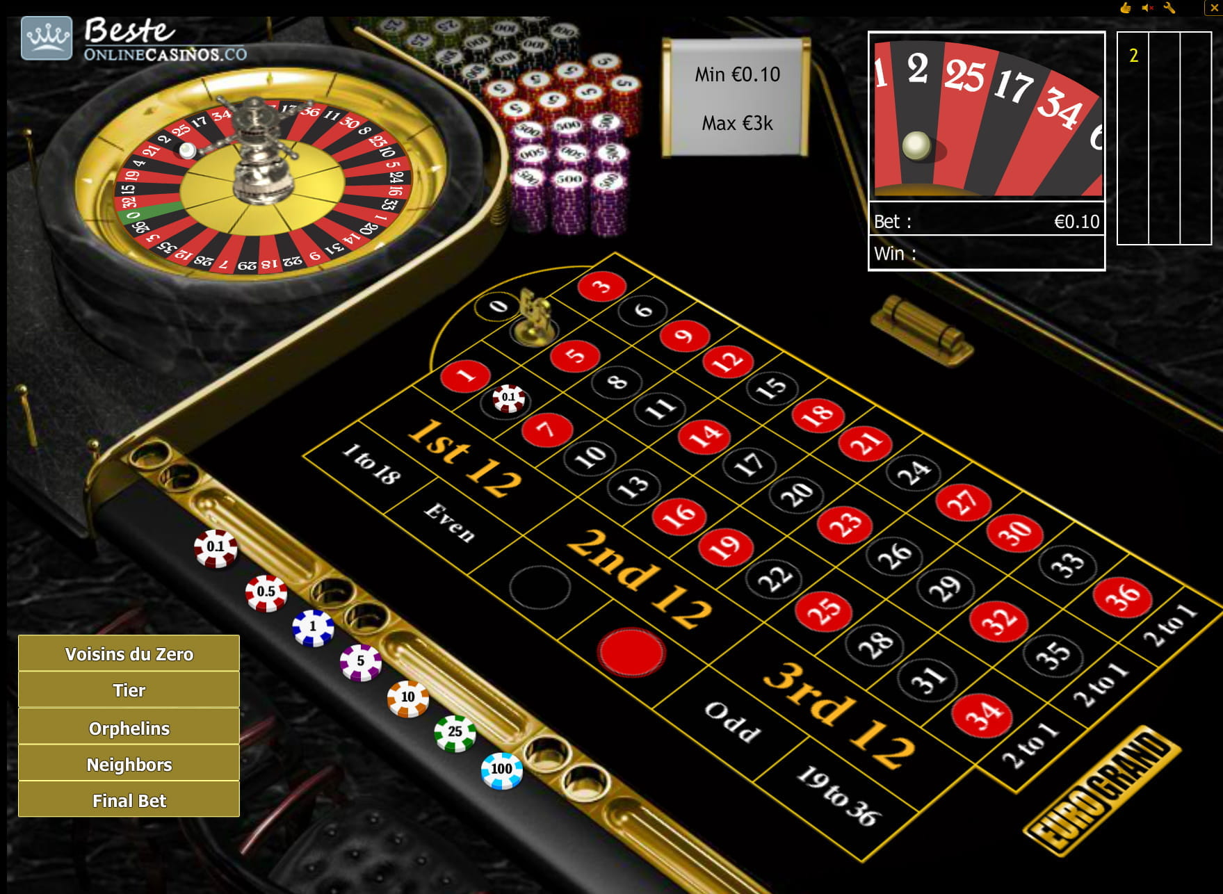 grand online casino spielen bei king com