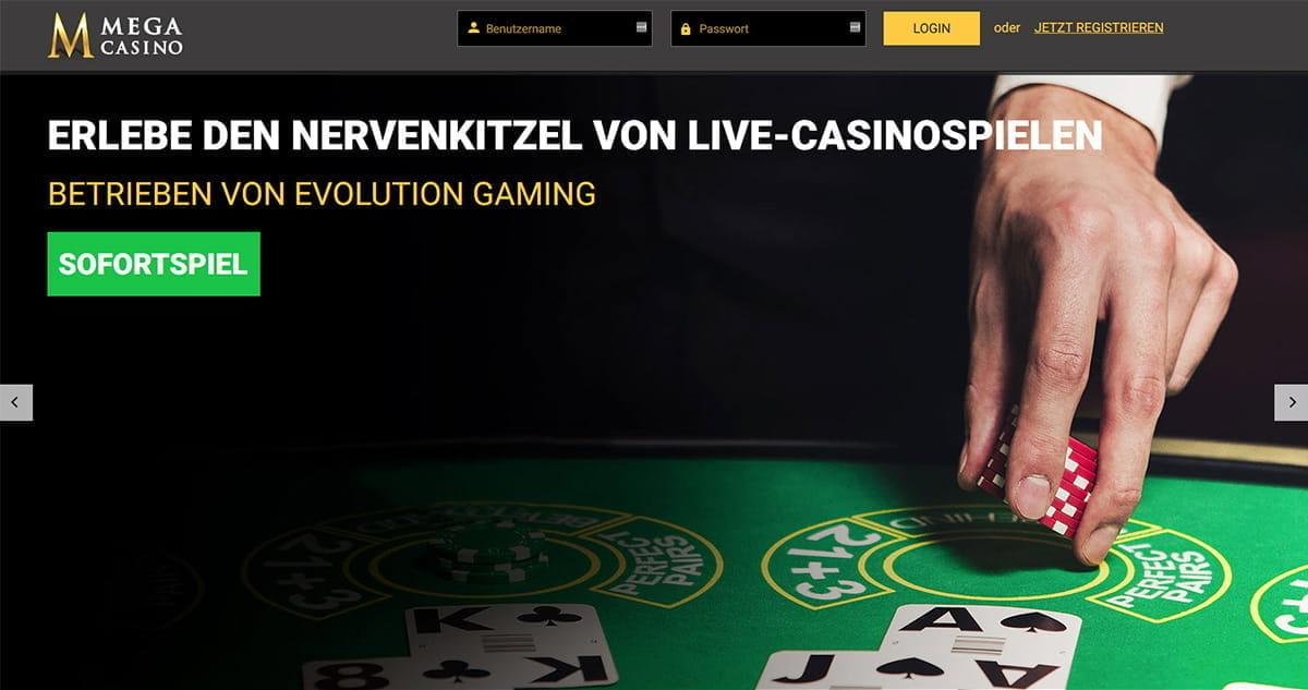 online casino mit mega bonus