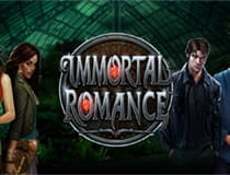 Der Immortal Romance Slot.