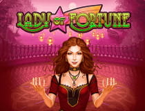 Der Spielautomat Lady of Fortune von Play'n GO.