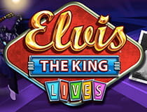Das Bild zeigt den Slot Elvis The King Lives.