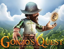 Der Slot Gonzo's Quest.