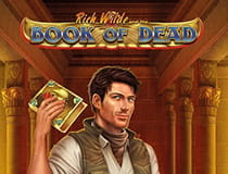 Book of Dead Slot im Voodoo Dreams Casino.