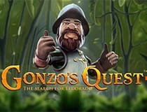 Gonzos Quest Slot im Voodoo Dreams Casino.