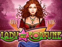 Lady of Fortune Slot im Voodoo Dreams Casino.