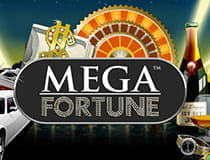Mega Fortune Slot im Voodoo Dreams Casino.