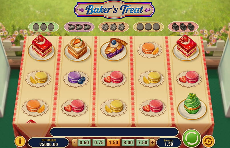Spiele Trail Of Treats - Video Slots Online