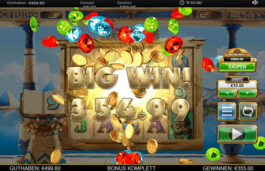 Spiele Book Of Gods - Video Slots Online