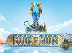 Der Slot Book of Gods.