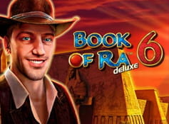 Book of Ra 6 Slot von Novoline