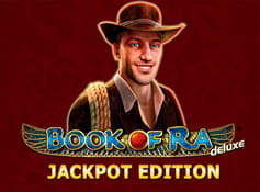 Book of Ra Jackpot Edition von Novoline