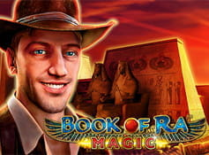 Der Slot Book of Ra Magic.
