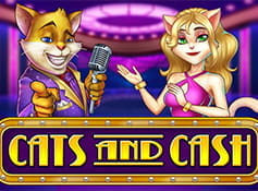 Cats and Cash Slot.