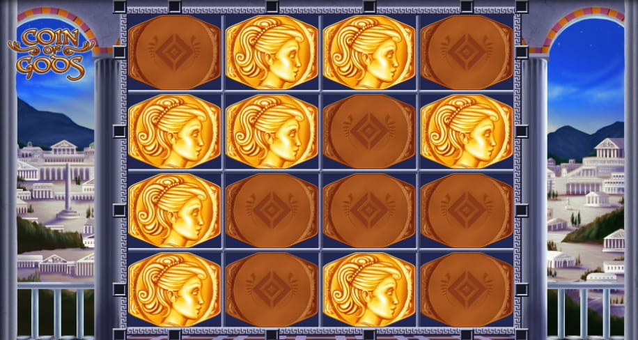 Coin of Gods Spielautomat - Spielen Sie Merkur-Slots gratis