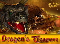 Dragon's Treasure Slot von Merkur