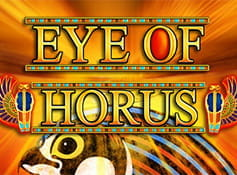 Eye of Horus Slot.