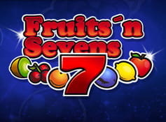 Fruits and Sevens Slot von Novoline