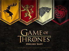 Microgaming Slot Game of Thrones