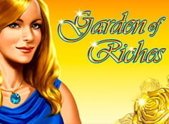 Garden of Riches Jackpot Slot von Novoline