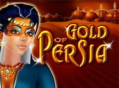 Gold of Persia Slot.