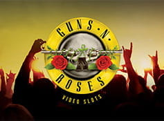 Rock Slot Guns n´Roses von NetEnt
