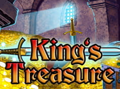 Kings Treasure Slot von Novoline