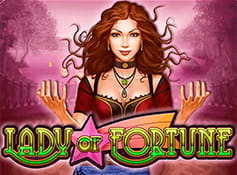 Der Slot Lady of Fortune.