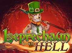 Der Leprechaun goes to Hell Slot.
