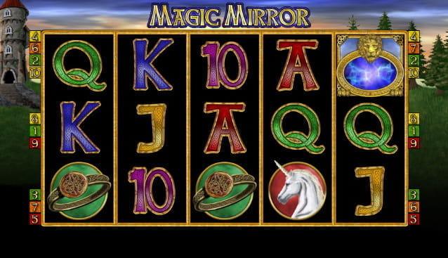 Spiele Magic Mirror - Video Slots Online