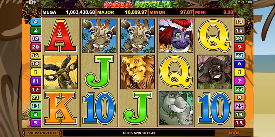 3D-Slots online –kostenlos oder um Echtgeld spielen